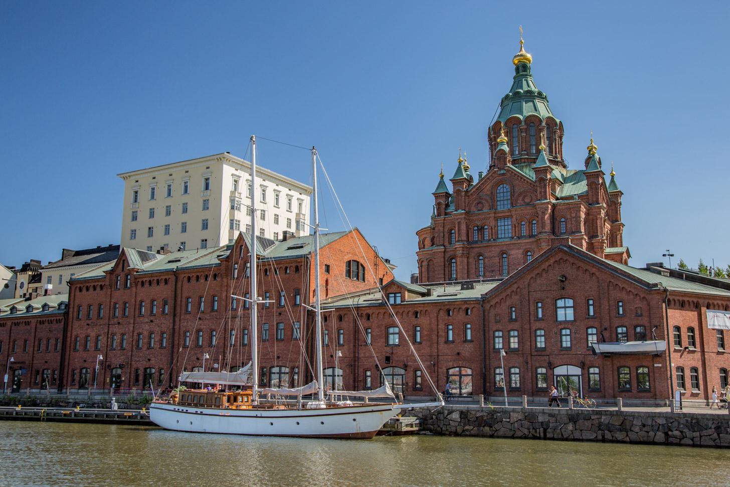 Prachtig Helsinki